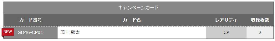 バトスピ「メガデッキ 灼熱の神皇」デッキリスト・キャンペーンカード