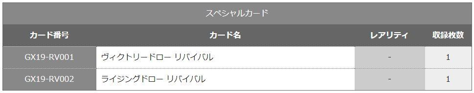 バトスピ「アイツのデッキ」デッキリスト・スペシャルカード
